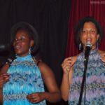 Adrienne et Maeva