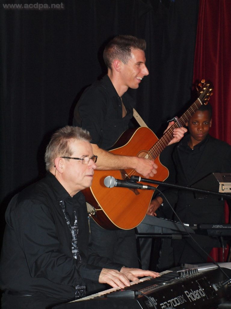 Jean-Luc, Grégory et Tuintim