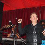 Spectacle Jean-Luc Salmon, au Studio BlueGamm, le 2 mars 2012