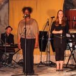Spectacle Adrienne au petit cabaret de Dauphin le 23 Juillet