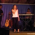 Arnac, le concert du 2 Août : Milène