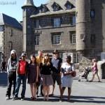 Visite à Salers, magnifique village du Cantal 3 Août