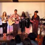 Méjanes le clap, le concert du 25 Juillet : Tuitim à la guitare