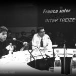 Aux infos de midi, avec Jean-Luc Hesse
