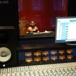 Grace au studio d'enregistrement
