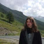 Guillaume, sur la route de Saint-Léger-les-Mélèzes