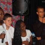 Bénédicte, Arthur, Évidaly, Alexandre et Jean-Luc, en Concert à Obernai