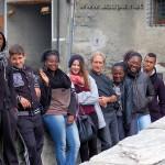 Mamadi, Alexandre, arthur, Adrienne, Milène, Michel, Évidaly, Bénédicte, Alexandre et Jean-Luc