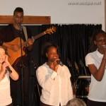 Milène, Alexandre, Adrienne et Bénédicte