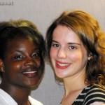 Adrienne et Milène