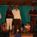 Adrienne, Bénédicte, Tuintim et Alexandre