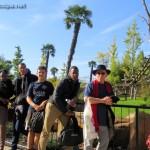 Mardi 28 Octobre, 24 degrés au soleil, au Zoo de Beauval