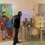 Tuintim, à la découverte du laboratoire du professeur Tournesol dans le Château de Moulinsard (Cheverny)