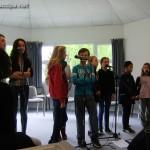 Première répétition à Obernai
