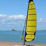 Activité : catamaran