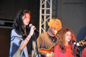 Kim, Alexandre et Julia