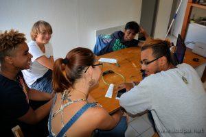 Brainstorming à Saint-Bonnet