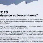 Expérience immersive sur le travail des peintres, au Château d'Auvers sur Oise