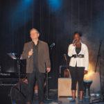 Jean-Luc et Adrienne, le duo...
