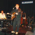 Photos de Jean-Luc SALMON lors de son showcase, le 23 février 2007