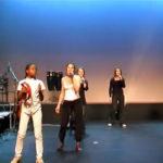 vidéo « Pas à sourire », par le groupe Teenager