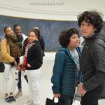 Salle des Nymphéas : les filles... et les garçons