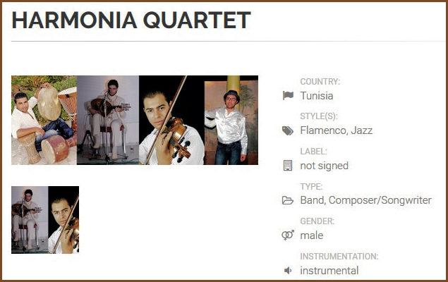 Harmonia Quartet