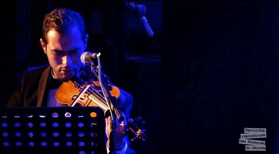 6 novembre 2014 : Festival « Rencontre Internationale Des Musiques Du Monde » avec Françoise Atlan (sur le concept de Firas Arbi)