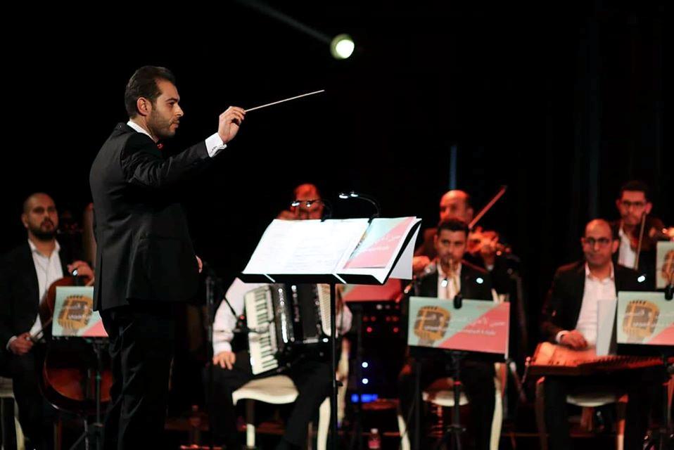 """13 mars 2019 : Spectacle """"Nostalgie des années 80 et 90"""" avec le Groupe de chant """"Nahawand"""" au théâtre municipal de Sfax"""
