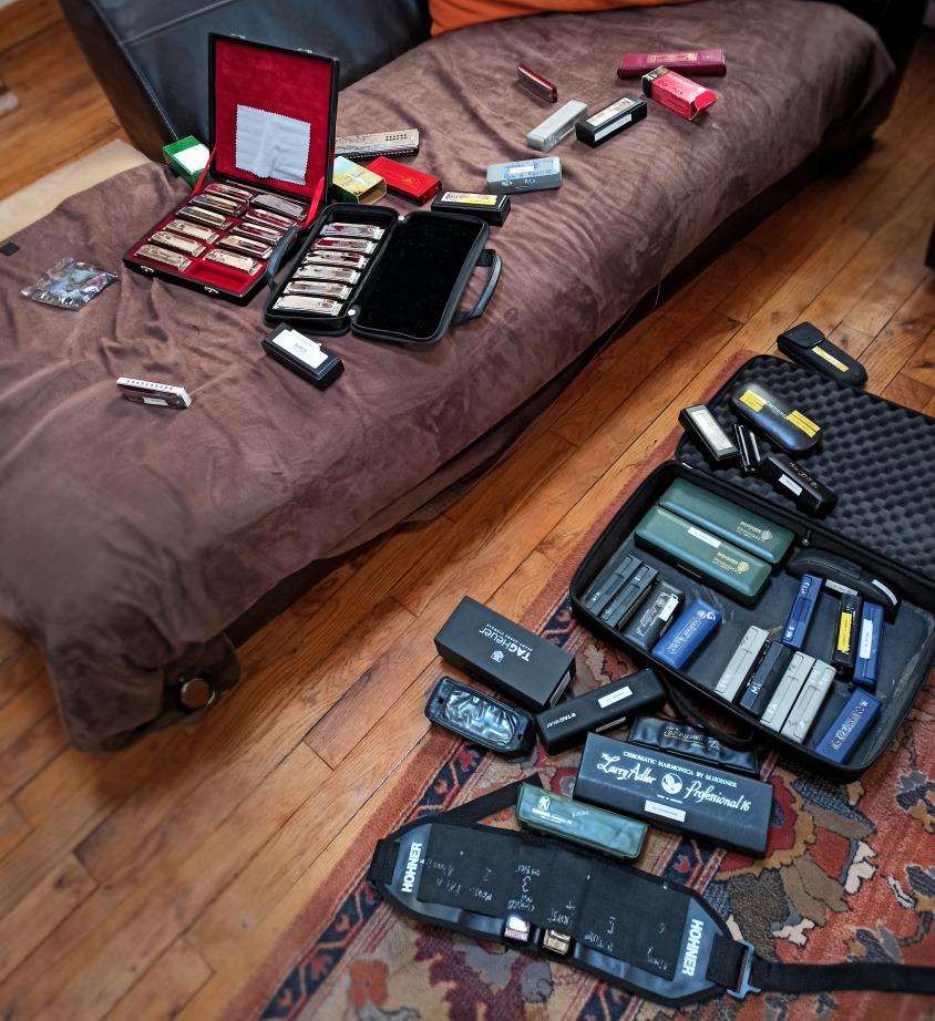 nos harmonicas folk diatoniques
