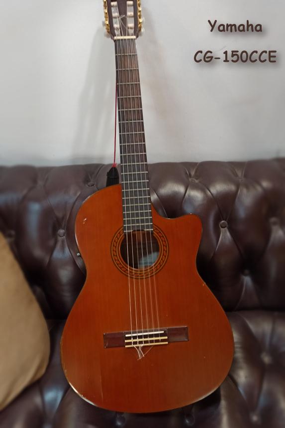 Yamaha CG-150CCE